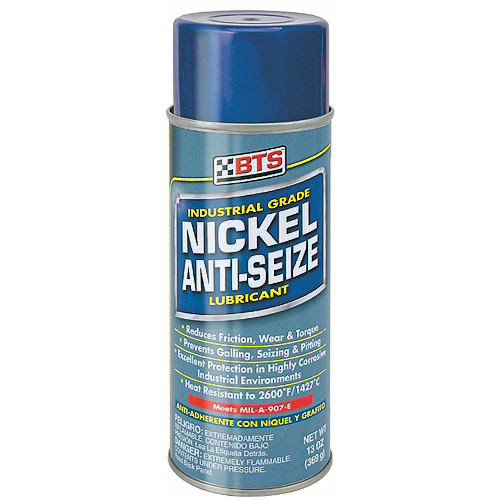 Mazný kov na bázi niklu (anti-seize) spray (369 ml)