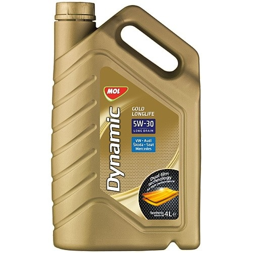 MOL Dynamic Gold Longlife 5W-30, 4L